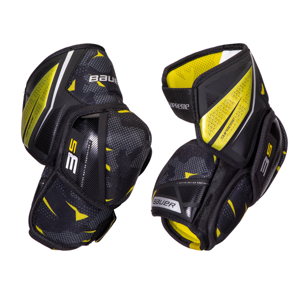 Bauer Supreme 3S Hockey Elbow Pads
