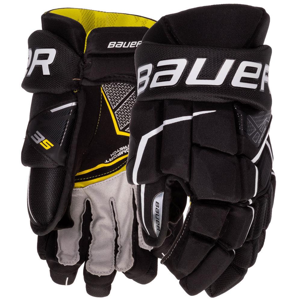 Bauer Supreme 3S Hockey Gloves