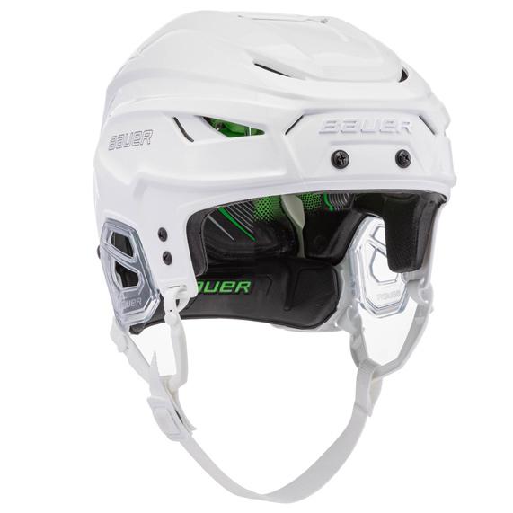 Bauer Hyperlite Hockey Helmet - White